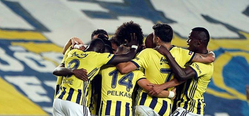 Fenerbahçe seriye son verdi! Tam 9 maç...