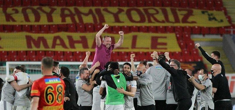 Son dakika spor haberi: Beşiktaş şampiyonluk kupasını ne zaman alacak? İşte cevabı...