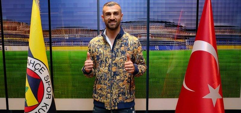 Fenerbahçe ilk transferini yaptı! Serdar Dursun resmen sarı lacivertlilerde