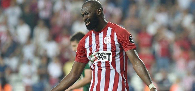 Antalyaspor'a Doukara şoku