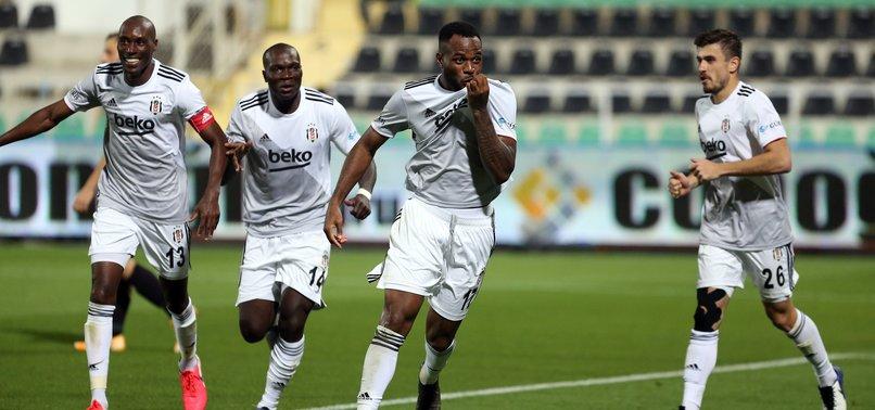 Beşiktaş'tan Yeni Malatyaspor'a farklı kadro