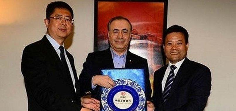 Galatasaray'a Çinli sponsor