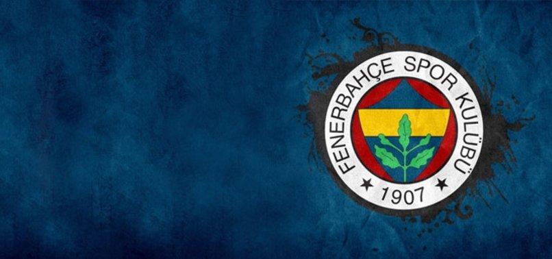 Fenerbahçe'de 4 ayrılık! Açıklandı...