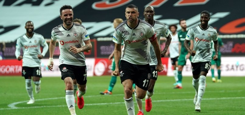 Beşiktaş'ta hedef 15 puan