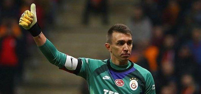 Galatasaray'da Fernando Muslera yoksa puan da yok!