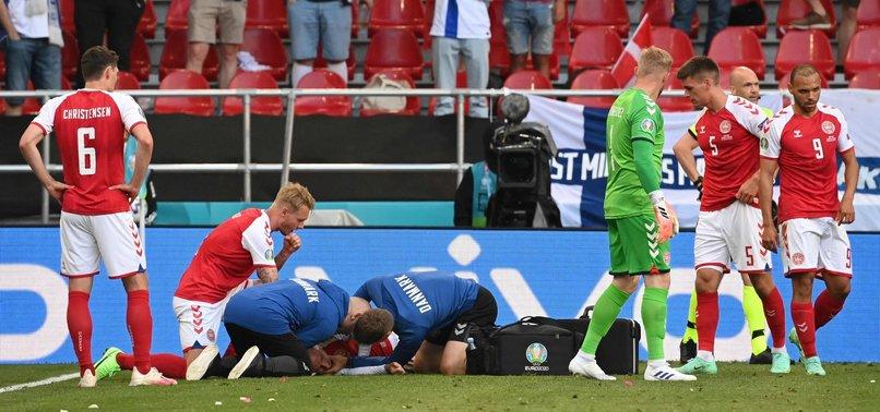 Son dakika spor haberi: Danimarka Futbol Federasyonu'ndan Christian Eriksen açıklaması!