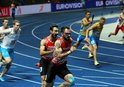 Bakan Kasapoğlu'ndan milli atletlere tebrik