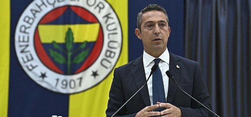 Fenerbahçe Başkanı Ali Koç'tan transfer sözleri!