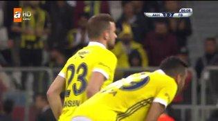 T.M. Akhisarspor: 3 - Fenerbahçe: 2