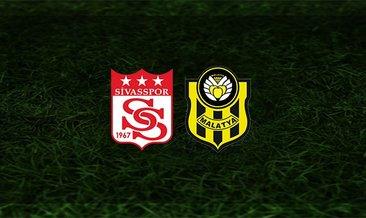 Sivasspor - Yeni Malatyaspor maçı saat kaçta ve hangi kanalda?