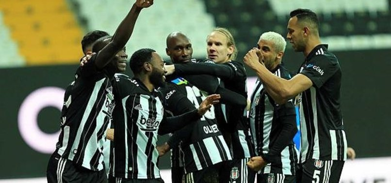 Beşiktaş 4-0 BB Erzurumspor MAÇ SONUCU - ÖZET - Aspor