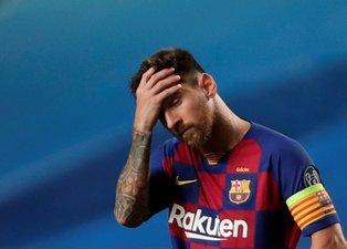 Bayern Münih turladı Messi yıkıldı! İşte o anlar...