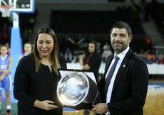 A Milli Kadın Basketbol Takımı Menajeri Yasemin Horasan: Tekrar yükselişe geçmek istiyoruz