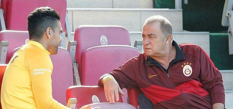 Fatih Terim'den flaş Falcao kararı! İşte Galatasaray'ın Alanyaspor 11'i