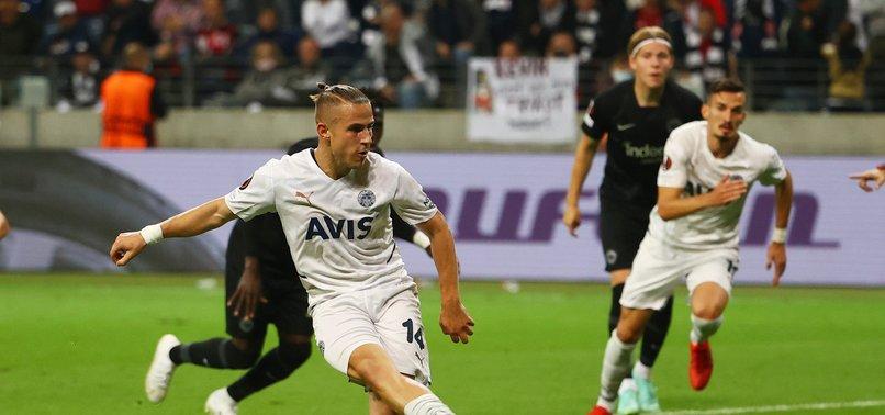 Erman Toroğlu'dan flaş penaltı yorumu! Eintracht Frankfurt - Fenerbahçe maçında...