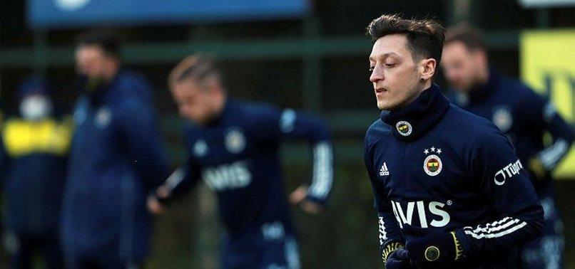 Fenerbahçe KAP'a bildirdi! İşte Mesut Özil'in alacağı ücret