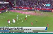 Türkiye 567. maçına çıkıyor