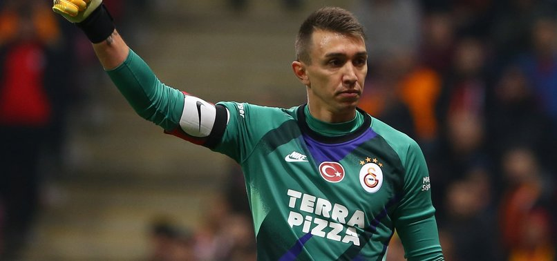 Galatasaray'a Fernando Muslera müjdesi