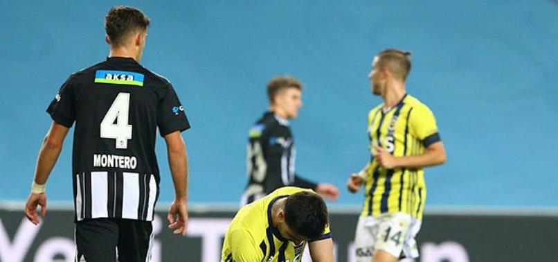 Fenerbahçe'ye Beşiktaş engeli!