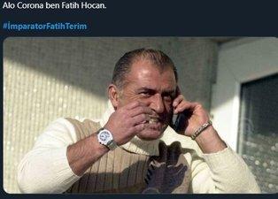 Fatih Terim taburcu oldu sosyal medya yıkıldı!