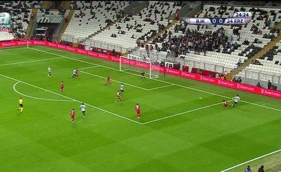 Beşiktaş 1-0 Anagold 24 Erzincanspor