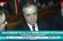 Mustafa Cengiz'den galibiyet yorumu