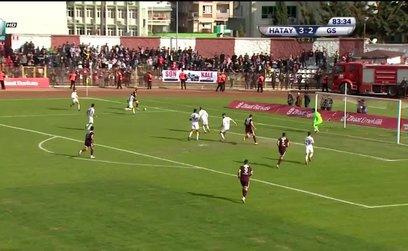 Hatayspor 4-2 Galatasaray