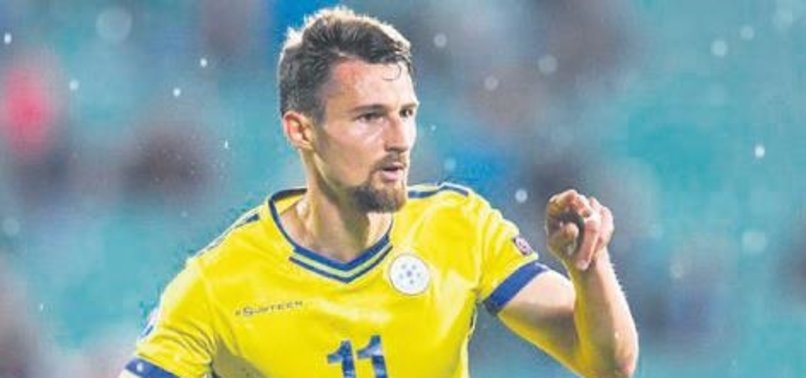 Kosova'dan yeni golcü