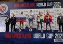 Dünya Mas Güreşi'nde en iyiler belli oldu! 2 günlük şölen sona erdi