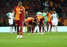 Galatasarayda sakatlık kabusu