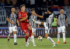 Beşiktaşın play-off turundaki rakibi belli oldu