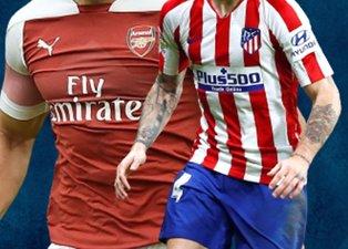 Son dakika transfer haberi: Fenerbahçe'nin sağ ve sol bekine Arsenal ve Atletico Madrid'den 2 süper yıldız!
