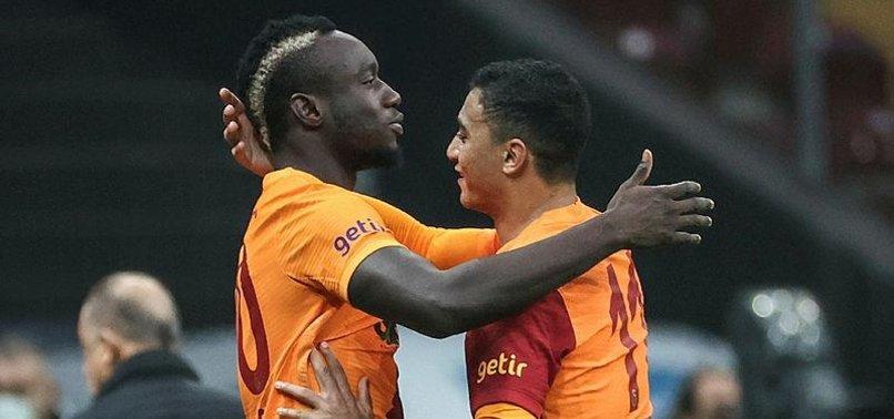 Galatasaray'da Alpaslan Öztürk ve Diagne alkış aldı!