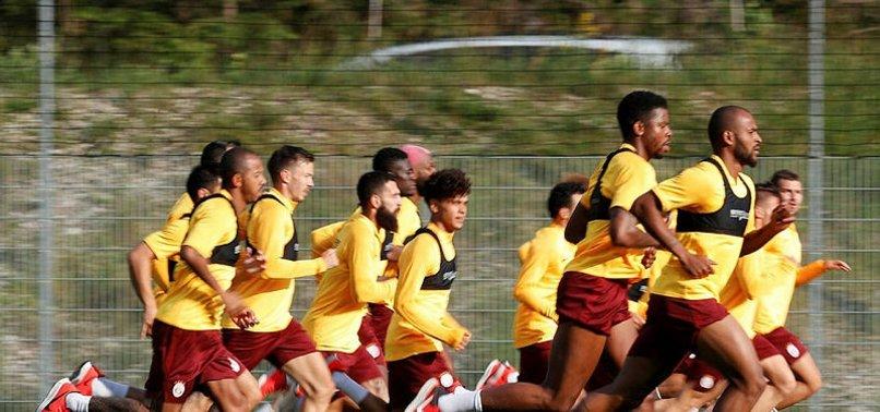 Galatasaray, Avusturya'da ilk antrenmanını yaptı