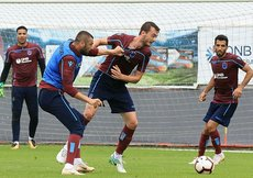 Trabzonsporda moral bozan sakatlık