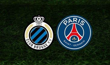 Club Brugge - PSG maçı saat kaçta ve hangi kanalda?