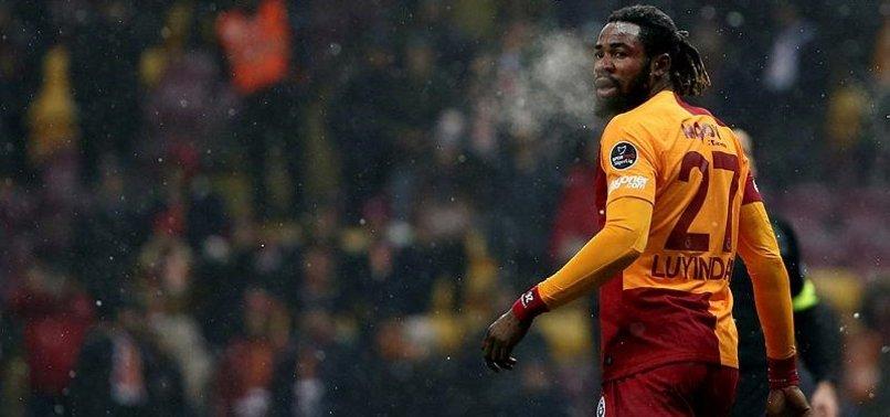 Luyindama  3 yıl Galatasaray'da