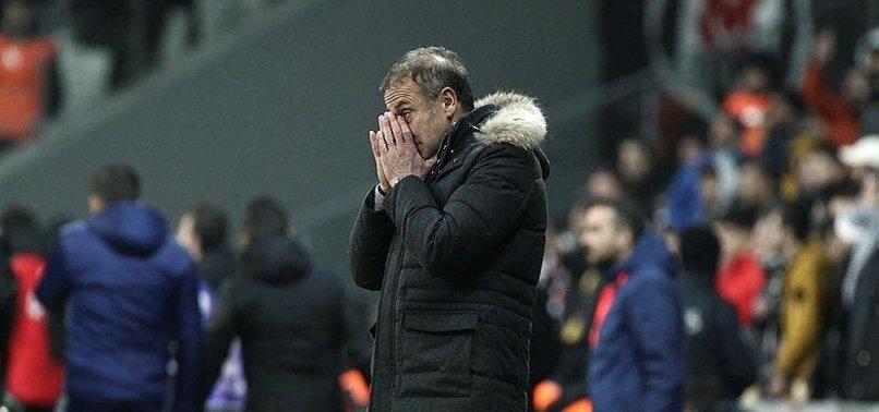 Beşiktaş Teknik Direktörü Abdullah Avcı'dan istifa yanıtı