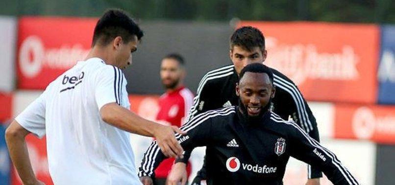 N'Koudou Beşiktaş'ta ilk antrenmanına çıktı