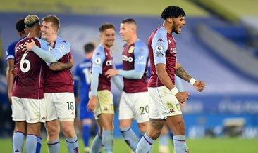 Leicester son dakikada yıkıldı