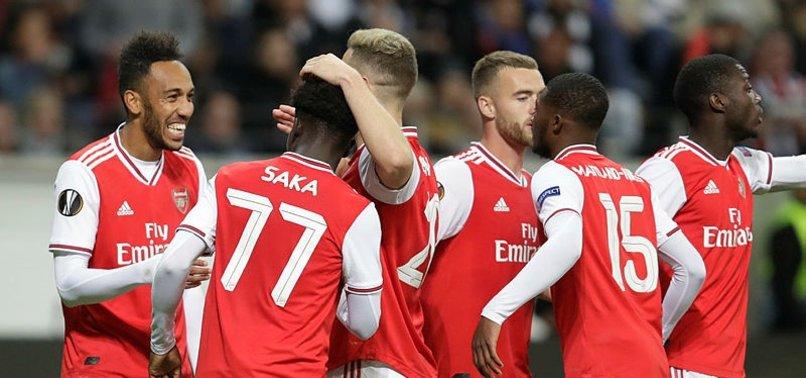 Arsenal 3 puanı 3 golle aldı