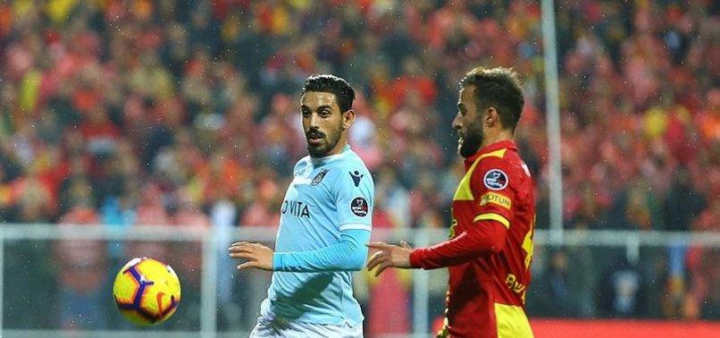 İrfan Can Fenerbahçe maçında yok!