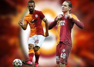 Galatasaray'da işin sırrı ortaya çıktı! Taylan Antalyalı ve Arda Turan...