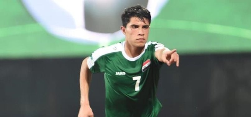 Malatya'ya Iraklı golcü
