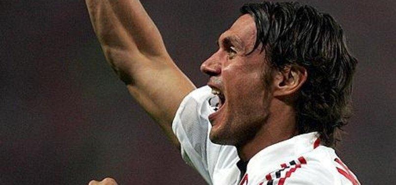 Paolo Maldini, Milan'ın yeni teknik direktörü oldu