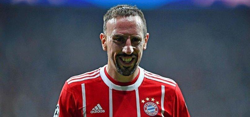 Ribery'den Galatasaraylıları heyecanlandıran mesaj!