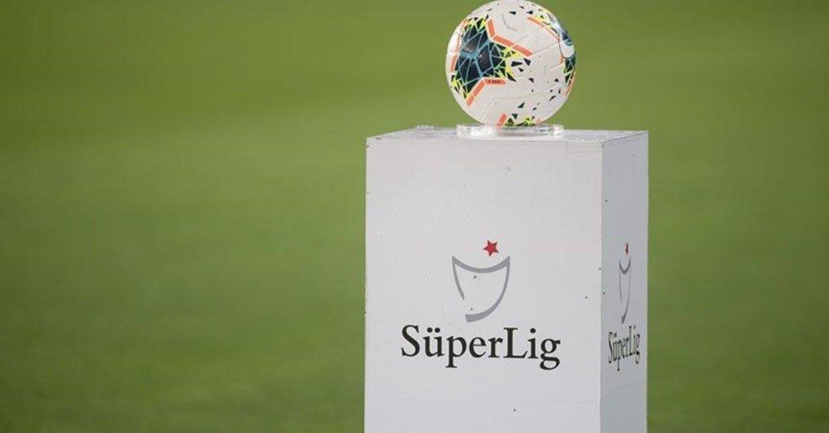 İşte Süper Lig'de güncel puan durumu (2021/22 sezonu 5. hafta)
