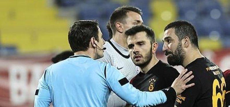 Ankaragücü'nün Galatasaray maçında kazandığı penaltıda karar doğru mu? Usta isimler yorumladı