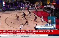 Türkoğlu Lakers'ın şampiyonluğunu değerlendirdi