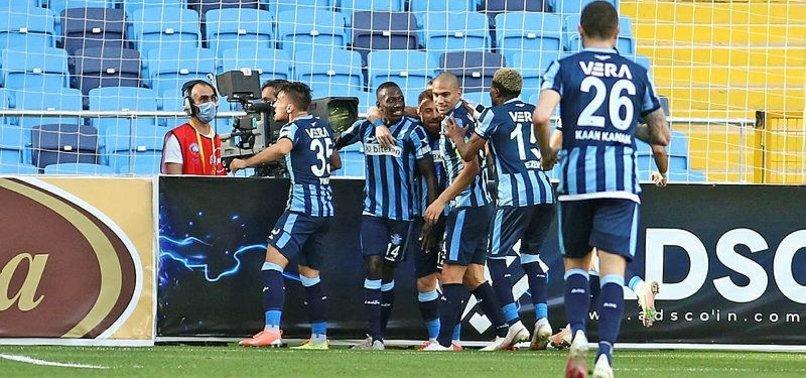 Adana Demirspor 3-0 Balıkesirspor (MAÇ SONUCU-ÖZET)